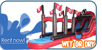 water slide rentals portland oregon