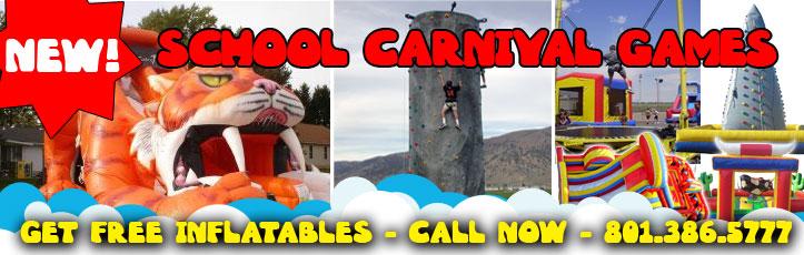 free inflatables church school portland oregon
