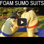foam sumo suit rentals oregon