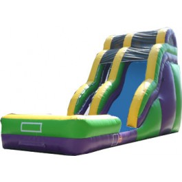 (B) 18ft Wave Water Slide