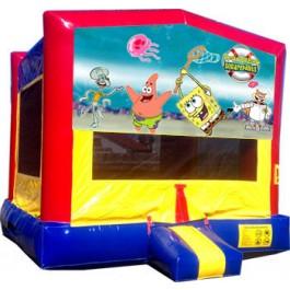 (C) Sponge Bob Bounce House