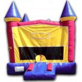 (A1) Modular Castle Bounce House -  Girl