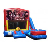 (C) Pirates 7n1 Bounce Slide combo (Wet or Dry)