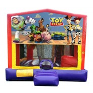 (C) Toy Story 5N1 Bounce Slide combo (Wet or Dry)