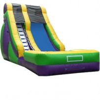 (B) 18ft Water Slide Rental