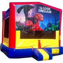 (C) Good Dinosaur Bounce House