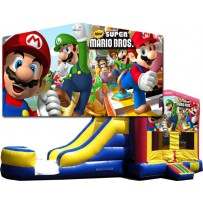 (C) Mario Bros. 2 Lane combo (Wet or Dry)