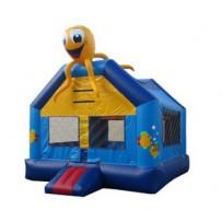 (B) Octopus Bounce House