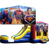(C) Superman Bounce Slide combo (Wet or Dry)
