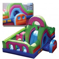 (A) Toddler Dry Obstacle Course