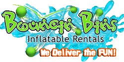 Portland Oregon inflatable rentals - slides, bounce houses, obstacle courses, water slides
